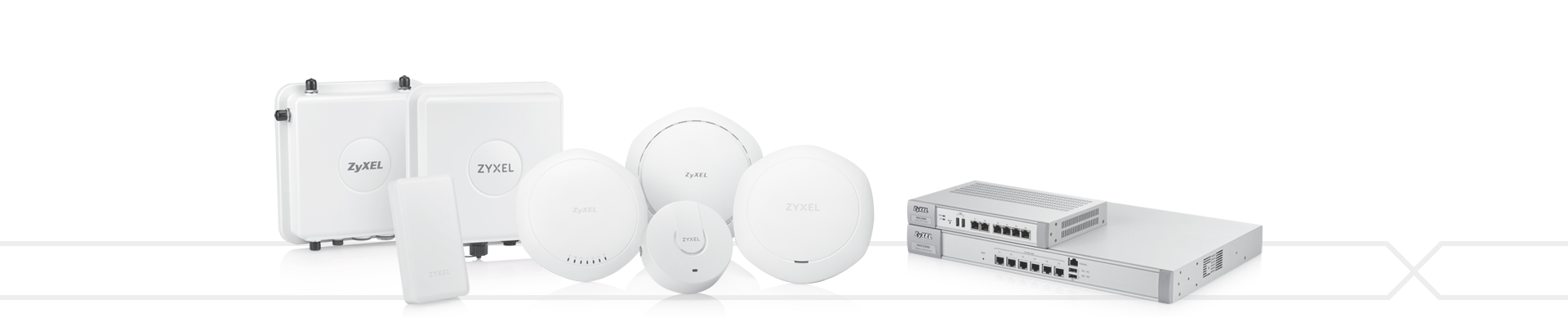 Zyxel WLAN APs and Controllers for Business