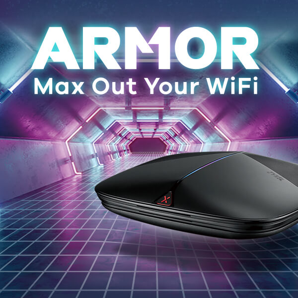 ARMOR, Max Out Your Wifi
