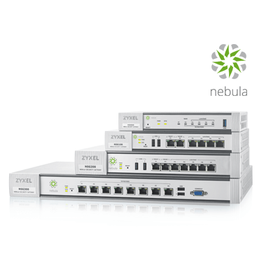 Nebula Cloud Managed Security Gateways