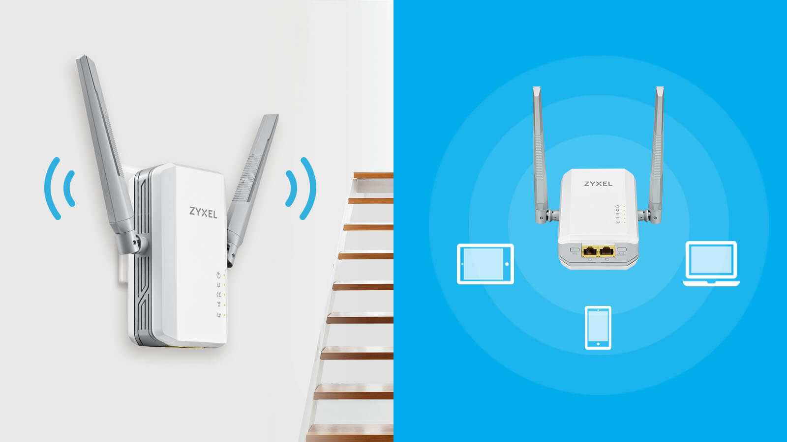 PLA5236, 1000 Mbps Powerline AC900 Wireless Extender