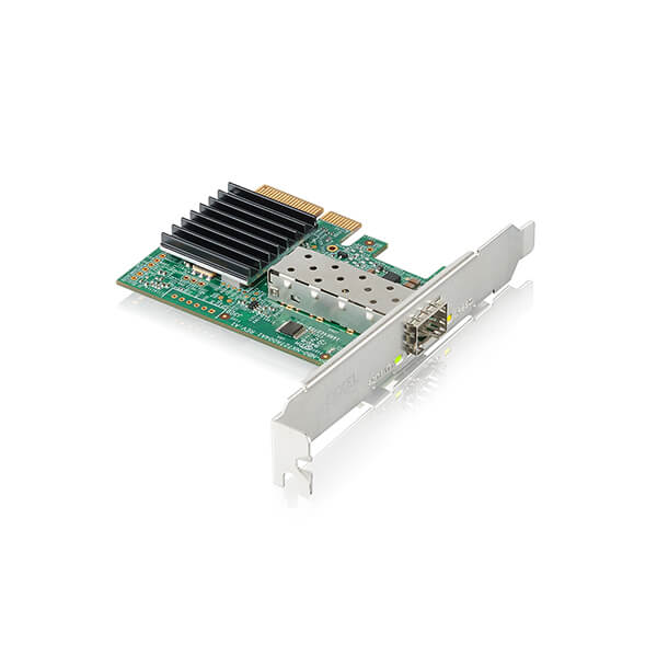 XGN100F, 10G Network Adapter PCIe Card with Single SFP+ Port