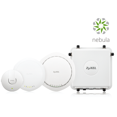 Nebula Cloud Managed Access Points