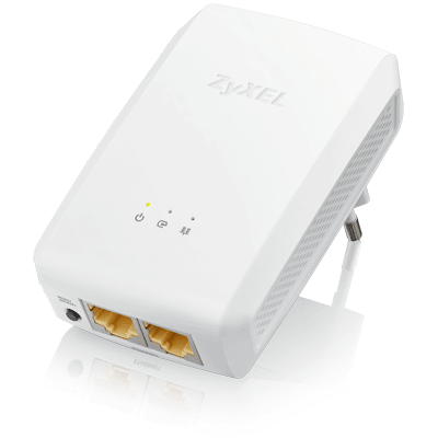 PLA5206 v2 1000 Mbps Powerline 2-port Gigabit Ethernet Adapter