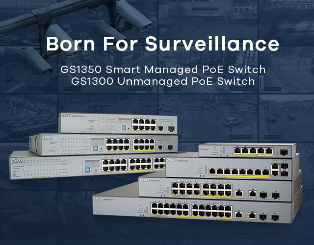 Born For Surveillance, GS1350 and GS1300